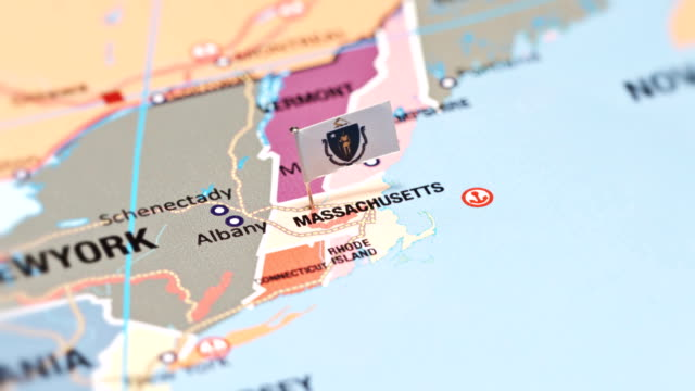 massachusetts usa staaten - massachusetts stock-videos und b-roll-filmmaterial