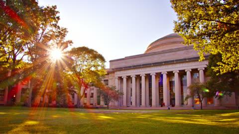 massachusetts institute of technology - massachusetts stock videos & royalty-free footage