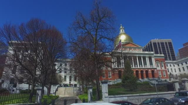 Massachusetts State House / Boston
