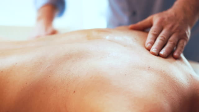 massage therapy - human nervous system stock videos & royalty-free footage