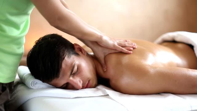 massage - massaging stock videos & royalty-free footage