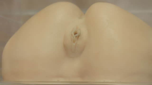 massaging female genitals sex toy - sex toy stock videos and b-roll footage