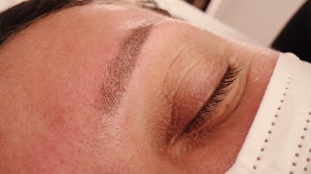 mastering eyebrows - durability stock videos & royalty-free footage