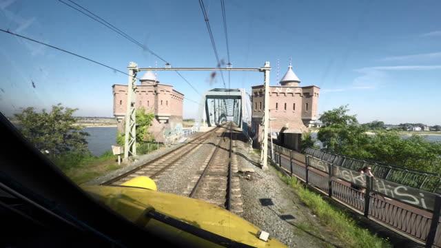 mat 64 farewell train - railroad track stock videos and b-roll footage