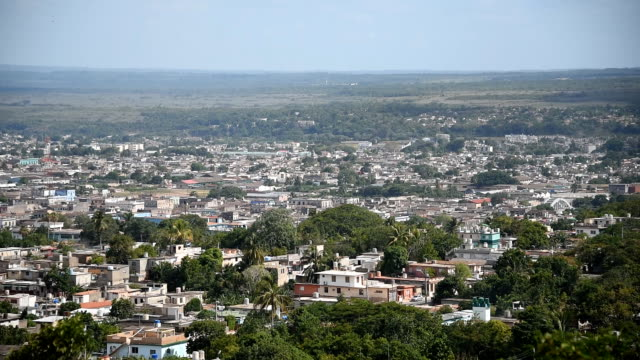 Matanzas skyline as of September 2015. Matanzas cityscape is characterized by low rise constructions. The city is known as the Athens of Cuba