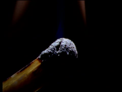 match lights a cigarette. - igniting stock videos & royalty-free footage