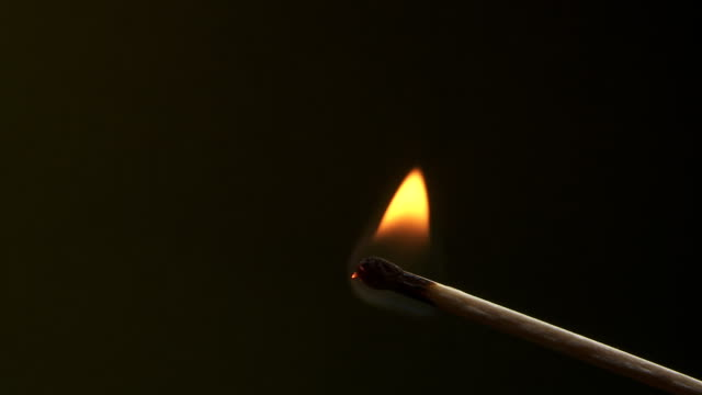 cu match stick  burning  - paranormal stock videos & royalty-free footage