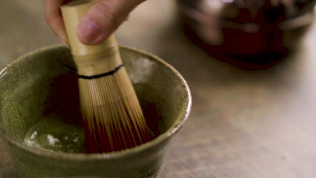 matcha tea - motivation stock videos & royalty-free footage