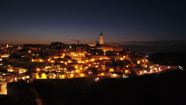 matera in italy - village stock videos & royalty-free footage