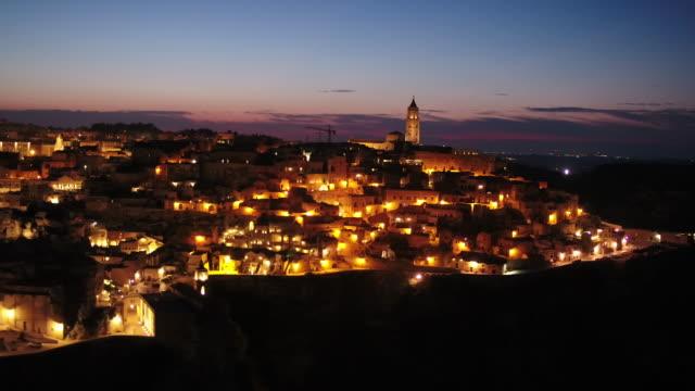 Matera in Italien