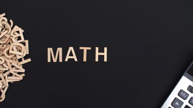 math/ debica/ poland - mathematisches symbol stock-videos und b-roll-filmmaterial