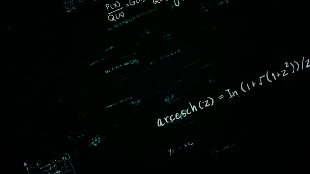 math formulleri loop - chemistry stock videos & royalty-free footage