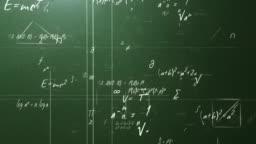 Mathematical formulas (green)
