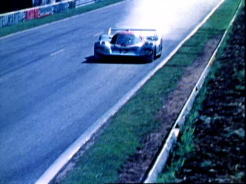 vídeos y material grabado en eventos de stock de matra simca ms660, john wyer automotive porsche 917, north american racing team ferrari 512 m, martini international porsche 917 k, ferrari 512 m,... - 1971