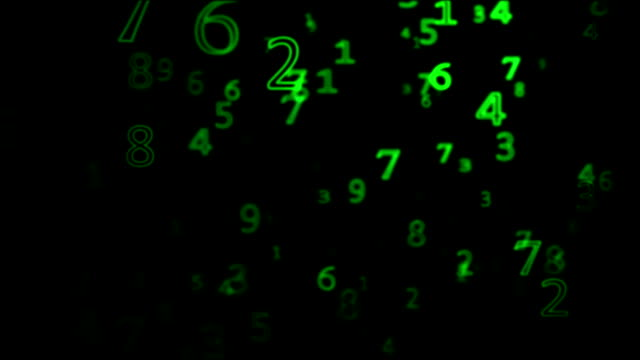 マトリックス番号 - ライトウェイト級点の映像素材/bロール