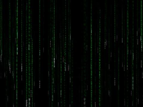 マトリックスロードの背景 - power line点の映像素材/bロール