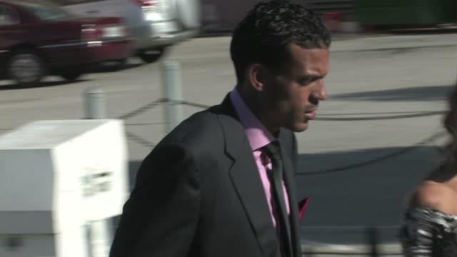 Matt Barnes arrives at the 2011 Do Something Awards in Hollywood