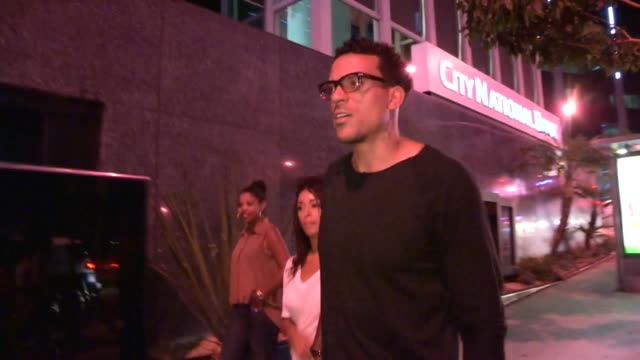 Matt Barnes on Ariel Castro Found Hanged at Bootsy Bellows in West Hollywood at Celebrity Sightings in Los Angeles Matt Barnes on Ariel Castro Found...