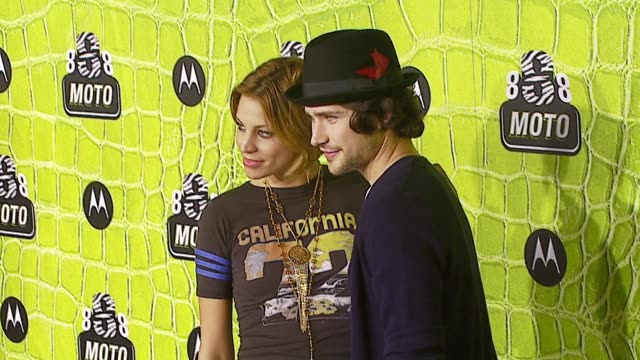 Matt Dallas and guest at the 8th Annual Anniversary Party Hosted By Motorola at the Hollywood Palladium in Hollywood California on November 2 2006