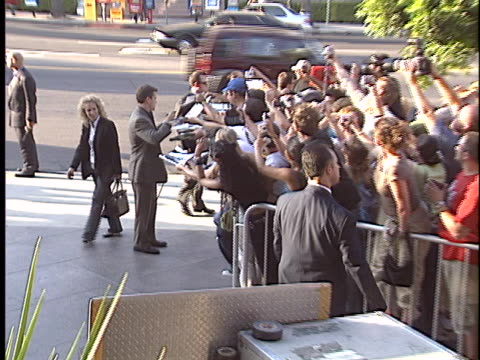 matt damon at the brothers grimm the premiere at dga directors guild theater west hollywood - matt damon stock videos and b-roll footage