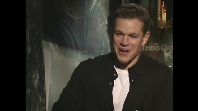 matt damon on humiliating himself at a pawn shop - financial occupation stock videos & royalty-free footage