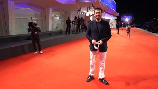 ITA: 'Spy no Tsuma (Wife of a Spy), 'Red Carpet Arrivals, 77th Venice Film Festival