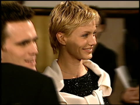 matt dillon at the afi honoring martin scorcese at the beverly hilton in beverly hills california on february 20 1997 - 1997 stock videos & royalty-free footage