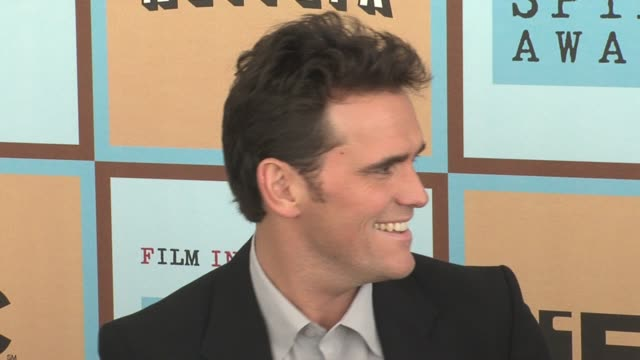 matt dillon at the the 21st annual ifp independent spirit awards in santa monica california on march 4 2006 - ifp independent spirit awards stock videos and b-roll footage