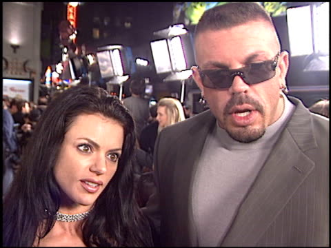 matt horseshoe weiss at the premiere of 'the girl next door' at grauman's chinese theatre in hollywood california on march 4 2004 - weiß stock videos & royalty-free footage