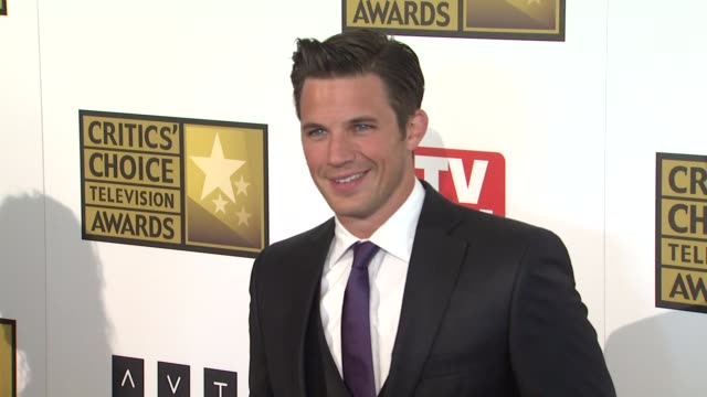 matt lanter at 2012 critics' choice television awards matt lanter at 2012 critics' choice television awa at the beverly hilton hotel on june 18, 2012... - the beverly hilton hotel stock videos & royalty-free footage