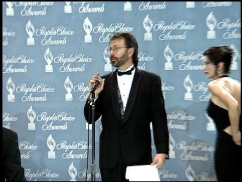 matt leblanc at the 1995 people's choice awards at universal studios in universal city california on march 5 1995 - matt leblanc stock videos and b-roll footage