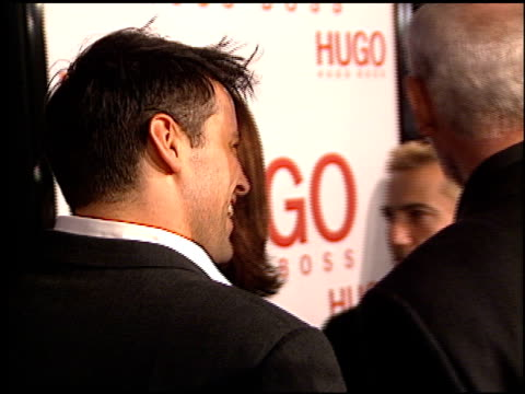 matt leblanc at the 'charlie's angels' premiere at grauman's chinese theatre in hollywood california on october 22 2000 - matt leblanc stock videos and b-roll footage