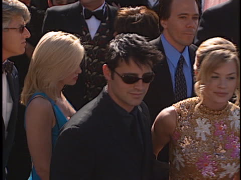 vidéos et rushes de matt leblanc at the emmy awards 1999 at shrine auditorium. - shrine auditorium