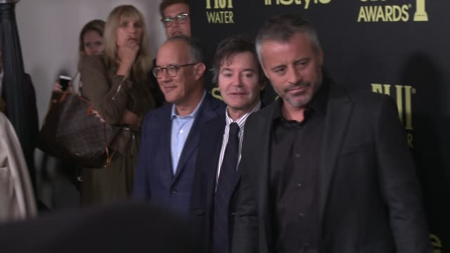 matt leblanc at the hollywood foreign press association and instyle celebrate the 2016 golden globe award season at ysabel on november 17 2015 in... - matt leblanc stock videos and b-roll footage