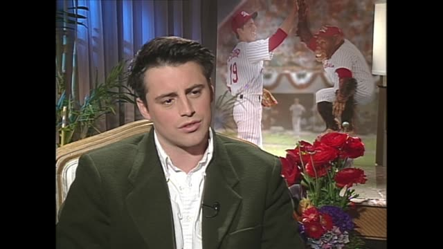 matt leblanc on 'friends' winning awards - people's choice awards stock videos & royalty-free footage