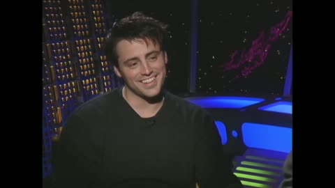 matt leblanc on the moment he realized he wanted to be an actor - television show stock videos & royalty-free footage