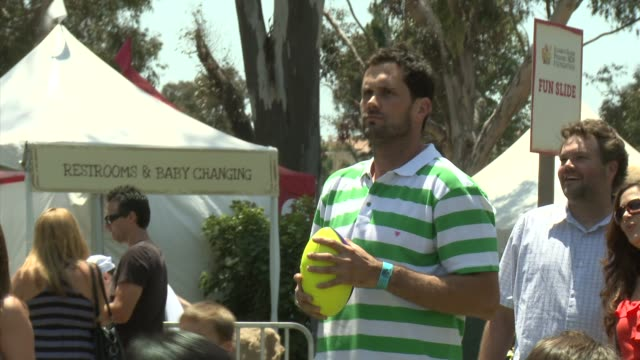 Matt Leinart at 23rd Annual 'A Time For Heroes' Celebrity Picnic Benefiting The Elizabeth Glaser Pediatric AIDS Foundation on June 03 2012 in Los...