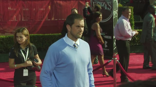 Matt Leinart at the 2008 ESPY Awards at Los Angeles CA