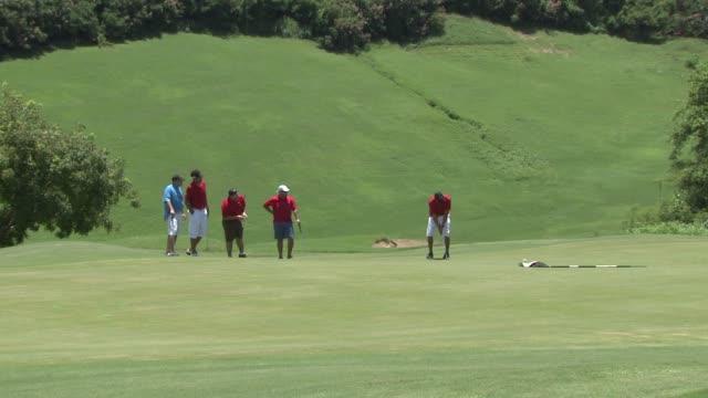 Matt Leinart at the 2nd Annual Amaury Nolasco Friends Golf Classic at Fajardo
