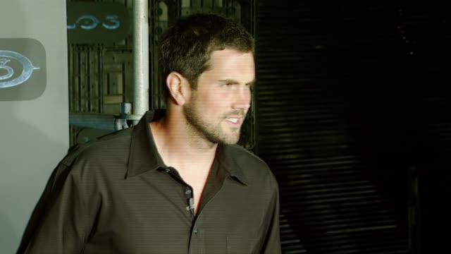 Matt Leinart at the XBOX 360® HALO 3 Sneak Preview at Quixote Studios West in Hollywood California on May 15 2007