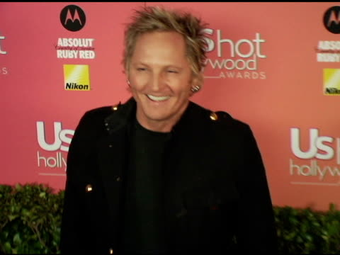 matt sorum at the us weekly hot hollywood awards at republic restaurant and lounge in los angeles, california on april 26, 2006. - us weekly stock videos & royalty-free footage