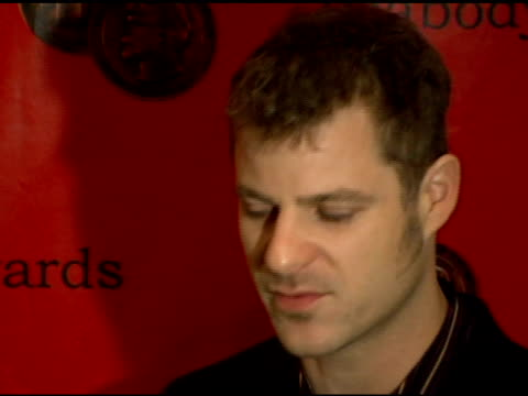 matt stone of 'south park' at the 65th annual peabody awards at the waldorf astoria hotel in new york, new york on june 5, 2006. - waldorf astoria new york stock videos & royalty-free footage