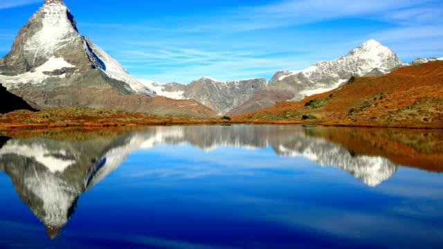 Matterhorn and Reflection