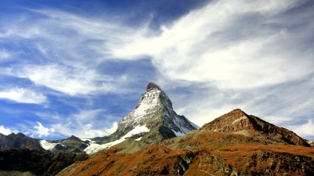 Monte Cervino Time lapse