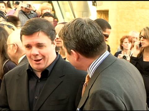 vidéos et rushes de matthew broderick and nathan lane at the dedication of matthew broderick and nathan lane's double star on the hollywood walk of fame at hollywood... - matthew broderick