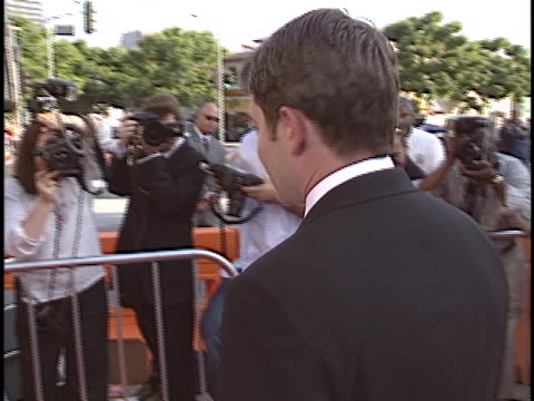 matthew broderick at the the stepford wives premiere at westwood in westwood ca - matthew broderick stock videos & royalty-free footage