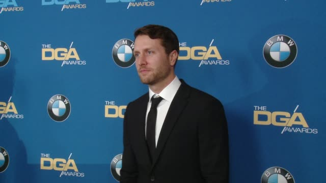 stockvideo's en b-roll-footage met matthew heineman at the 70th annual dga awards at the beverly hilton hotel on february 03 2018 in beverly hills california - beverly hilton hotel