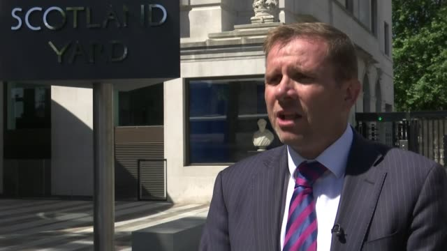 Police make new appeal for information ENGLAND London Mark Cranwell interview SOT