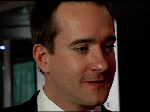 Matthew Macfadyen at the 'Pride and Prejudice' New York Premiere at Loews Lincoln Square in New York New York on November 10 2005