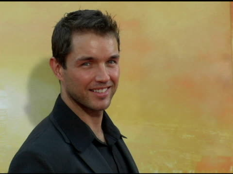matthew marsden at the 'spider-man 2' los angeles premiere arrivals at the mann village theatre in westwood, california on june 22, 2004. - house spider stock videos & royalty-free footage